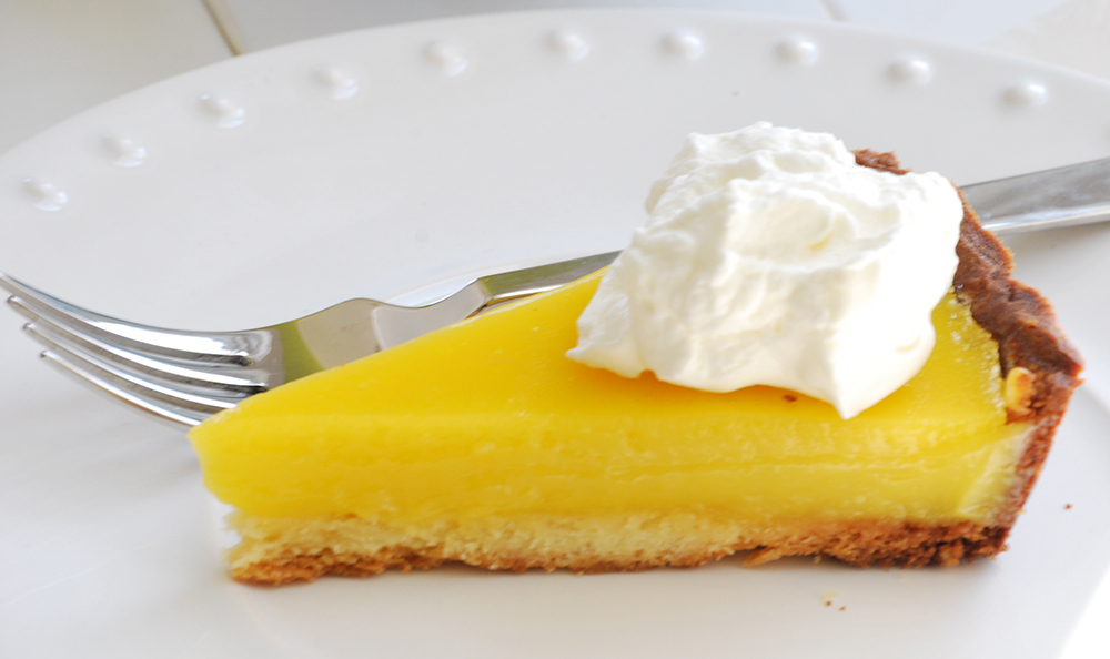 Easter Lemon Tart